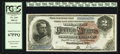 Large Size:Silver Certificates, Fr. 244 $2 1886 Silver Certificate PCGS Superb Gem New 67PPQ.. ...