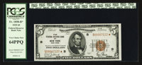 Fr. 1850-B* $5 1929 Federal Reserve Bank Note. PCGS Very Choice New 64PPQ