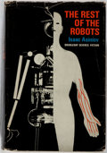 Books:Science Fiction & Fantasy, Isaac Asimov. SIGNED. The Rest of the Robots. Doubleday, 1964. First edition, first printing. Signed by the author...