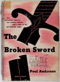 Books:Science Fiction & Fantasy, Poul Anderson. SIGNED. The Broken Sword. Abelard-Schuman, 1954. First edition, first printing. Signed by the autho...