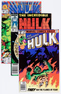 Modern Age (1980-Present):Superhero, The Incredible Hulk Box Lot (Marvel, 1979-92) Condition: AverageVF+....