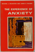 Books:Medicine, Michael J. Goldstein, et al. The Experience of Anxiety.Oxford, 1972. Toning and light rubbing to wrappers. Very goo...