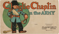Charlie Chaplin in the Army #318 (Essanay/M. A. Donohue & Co., 1917) Condition: VG