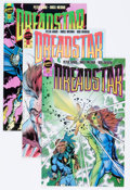 Modern Age (1980-Present):Miscellaneous, First Comics Box Lot (First, 1987-90) Condition: Average NM-....