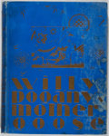 Books:Children's Books, Willy Pogany. Mother Goose. Nelson & Sons, 1928. Rubbingand staining to cloth boards. Worn ffep with paper-backing....