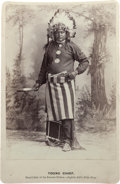 Photography:Cabinet Photos, Cabinet Photo, Young Chief. ...