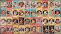 Baseball Cards:Autographs, 1959 Topps Signed Cards Lot of 38...