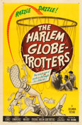 """Movie Posters:Sports, The Harlem Globetrotters (Columbia, 1951). One Sheet (27"""" X 41"""").. ..."""