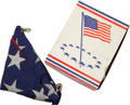 Political:Presidential Relics, Gerald Ford: White House Flag....