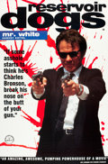 """Movie Posters:Crime, Reservoir Dogs (Miramax, 1992). British Poster (40"""" X 60"""").. ..."""