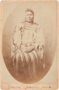 Photography:Cabinet Photos, Chief Joseph: Cabinet Card. ...