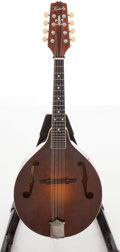 Musical Instruments:Acoustic Guitars, 1980s Kentucky KM-250S Mandolin, Serial # 20375. ...