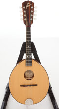 Musical Instruments:Banjos, Mandolins, & Ukes, The Flatiron Model 2K Koa Wood Mandolin, Serial # 83042026....