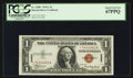 Small Size:World War II Emergency Notes, Fr. 2300* $1 1935A Hawaii Silver Certificate. PCGS Superb Gem New67PPQ.. ...