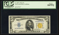 Fr. 2307* $5 1934A North Africa Silver Certificate. PCGS Gem New 66PPQ