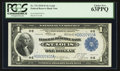 Fr. 733 $1 1918 Federal Reserve Bank Note PCGS Choice New 63PPQ