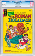 Bronze Age (1970-1979):Cartoon Character, The Roman Holidays #1 File Copy (Gold Key, 1973) CGC NM 9.4Off-white to white pages....