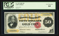 Large Size:Gold Certificates, Fr. 1193 $50 1882 Gold Certificate PCGS Very Choice New 64.. ...