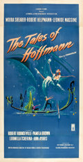 "Movie Posters:Musical, The Tales of Hoffmann (London Films, 1951). British Three Sheet(40"" X 78"").. ..."
