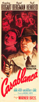 "Featured item image of Casablanca (Warner Brothers, 1942). Insert (14"" X 36"").  ..."