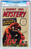 Silver Age (1956-1969):Horror, Journey Into Mystery #81 (Marvel, 1962) CGC FN+ 6.5 White pages....