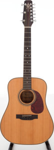 Musical Instruments:Acoustic Guitars, 1980 Alvarez by Yairi DY-58 9-String Natural Acoustic Guitar,Serial # 34715....