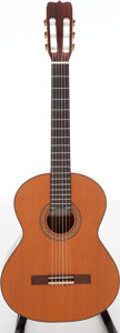 Musical Instruments:Acoustic Guitars, 2001 Ramirez R-1 Natural Classical Guitar, Serial # 3....