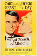 "Movie Posters:Comedy, That Touch of Mink (Universal, 1962). MP Graded Poster (40"" X 60"") Style Y.. ..."