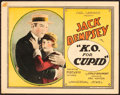 "Movie Posters:Sports, K.O. for Cupid (Universal, 1924). Title Lobby Card (11"" X 14"").. ..."