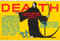 """Movie Posters:Miscellaneous, Death (1923). Mather and Company Motivational Poster (42.5"""" X 28"""").. ..."""