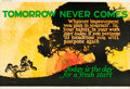 "Movie Posters:Miscellaneous, Tomorrow Never Comes (1923). Mather and Company Motivational Poster (41.5"" X 28"").. ..."