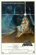 "Movie Posters:Science Fiction, Star Wars (20th Century Records, 1977). Soundtrack One Sheet (27"" X41""). From the collection of the late John L. Williams..."