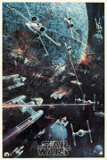 "Movie Posters:Science Fiction, Star Wars (20th Century Records, 1977). Soundtrack Poster (22"" X33""). From the collection of the late John L. Williams, n..."