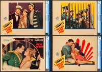 "Cuban Love Song and Other Lot (MGM, 1931). CGC Graded Lobby Cards (4) (11"" X 14""). ... (Total: 4 Items)"