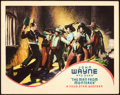 "Movie Posters:Western, The Man from Monterey (Warner Brothers - First National, 1933). Lobby Card (11"" X 14"").. ..."