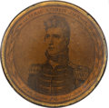 Political:3D & Other Display (pre-1896), Andrew Jackson: Outstanding Snuff Box....