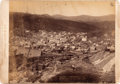"Photography:Cabinet Photos, Imperial Albumen Print Photograph: ""Homestake Mine Stamp Mill""...."