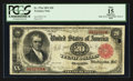 Large Size:Treasury Notes, Fr. 375a $20 1891 Treasury Note PCGS Fine 15 Apparent.. ...