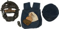 Baseball Collectibles:Others, Stan Landis Game Worn Umpires Gear. ...