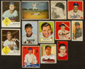 Baseball Cards:Lots, 1910's - 1960's Vintage Baseball Card Collection (25). ...