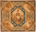 Political:Textile Display (pre-1896), Zachary Taylor: Exceptional Bandanna. ...