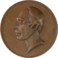 Political:Tokens & Medals, Henry Clay: Rare High Relief Medal....