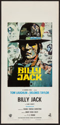 "Movie Posters:Action, Billy Jack (Warner Brothers, 1971). Italian Locandina (13"" X27.5""). Action.. ..."