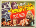 "Movie Posters:Horror, The Mummy's Tomb (Universal, 1942). Title Lobby Card (11"" X 14"").. ..."