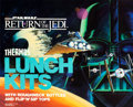 "Movie Posters:Science Fiction, Return of the Jedi (Thermos, 1983). Lunch Kit Promo Poster (15.75""X 19.5""). From the collection of the late John L. Willi..."