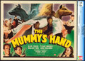 "Movie Posters:Horror, The Mummy's Hand (Universal, 1940). CGC Graded Title Lobby Card(11"" X 14"").. ..."