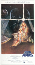 "Movie Posters:Science Fiction, Star Wars (20th Century Fox, 1977). International Three Sheet (41""X 77""). From the collection of the late John L. William..."