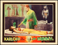 "Movie Posters:Horror, The Mummy (Universal, 1932). Lobby Card (11"" X 14"").. ..."