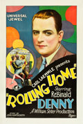 "Movie Posters:Comedy, Rolling Home (Universal, 1926). One Sheet (27"" X 41"").. ..."