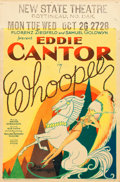 "Movie Posters:Musical, Whoopee! (United Artists, 1930). Window Card (14"" X 22"").. ..."
